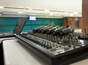 Sistemas de som