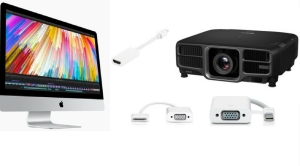 foto para ebook Mac e projetor