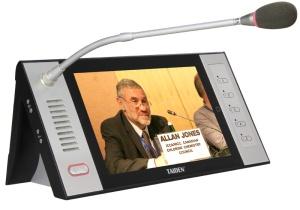 video microfone